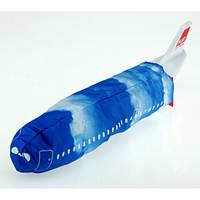Прикольный зонт Самолет Посадка прямо к вам в руку Очень оригинальный необычный аксессуар  Код: КГ4747