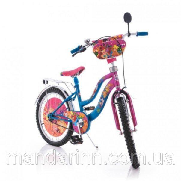 """Велосипед дитячий WINX 18"""""""