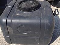 Бак пластиковый 130л квадратный (Пластбак)