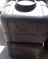 Бак пластиковый 100л квадратный (Пластбак)