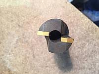 Сверло для сверления рельс ц/х ф 36мм (пластина т/с WCMX 06T308-37) 1С/424 укороченное повышенной же