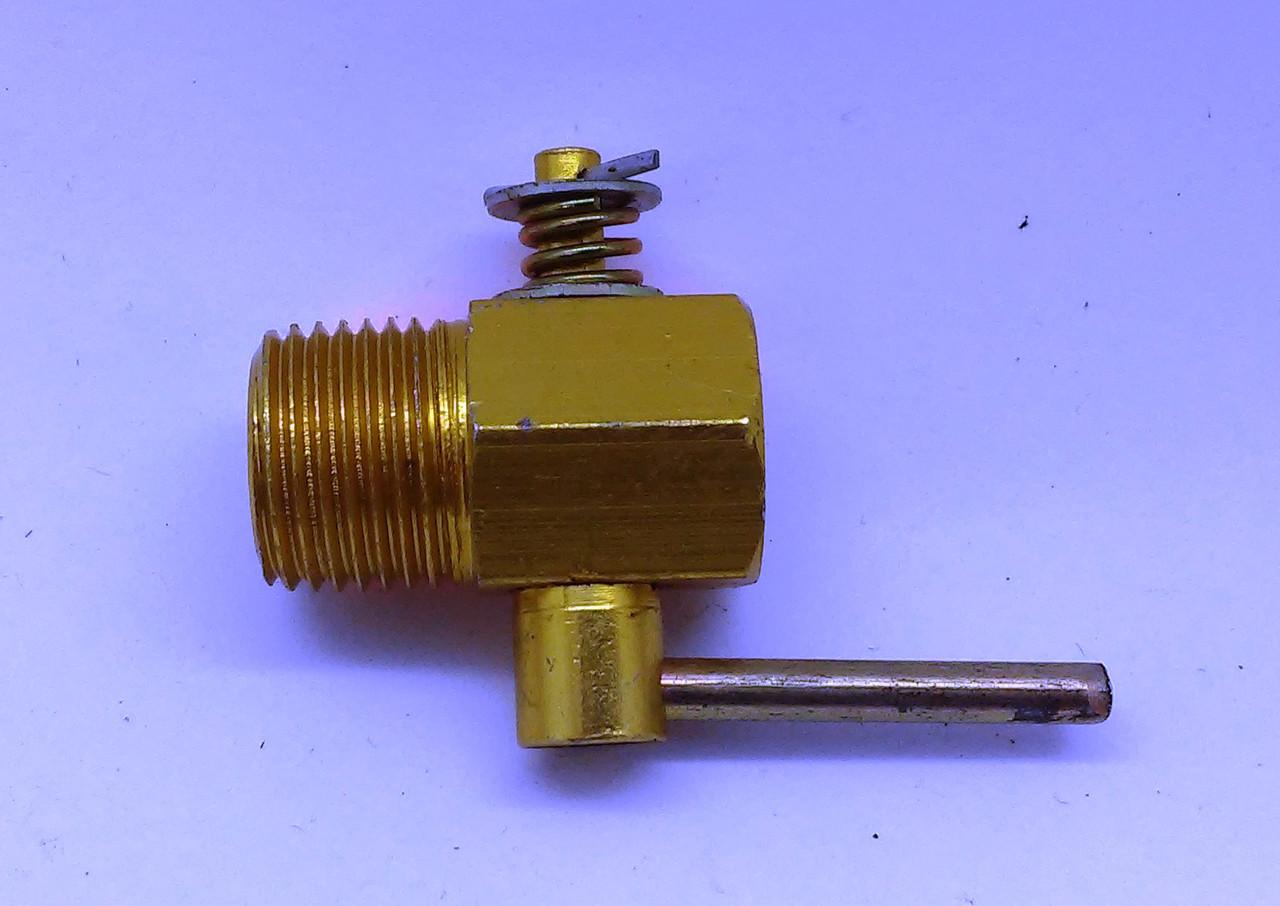 Кран головки слива охлаждающей жидкости 190N