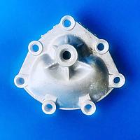 Бічна кришка картера рульового управління ГУРа ЗІЛ-130 діаметр вала 42 мм / 130-3401082-Б, фото 1