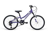 "Велосипед Radius 20"" Ponyridge AL W фиол 2018"