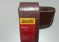 Лента наждачная для шлифмашин 100x610, зерно 24