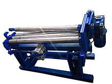 Четырехвалковые вальцы | 4 валковая листогибочная машина/  ВЭРП1050х3,0/ ВЭРП2000х3.0 PsTech, фото 2