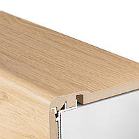 Переходный профиль(порожек) INCIZO STAIR Quick Step  2150 x 48 x 13 mm