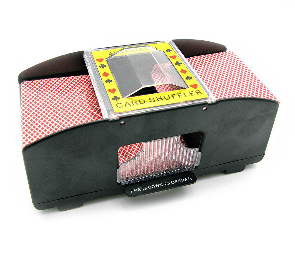Коробка для перемешивания карт (21х10,5х12 см) - Магазин подарков Часики в Харькове