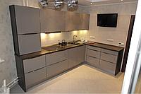 Кухни на заказ пластик blum, фото 1