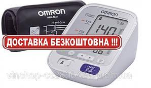 Автоматический тонометр на плечо Omron M3 Comfort (HEM-7134-E) омрон