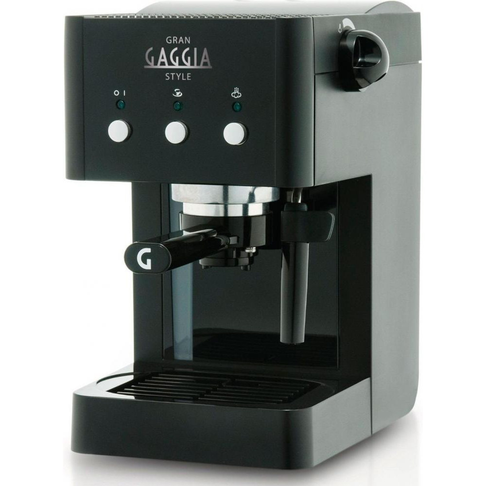 Рожковая кофеварка эспрессо Gaggia Gran Style