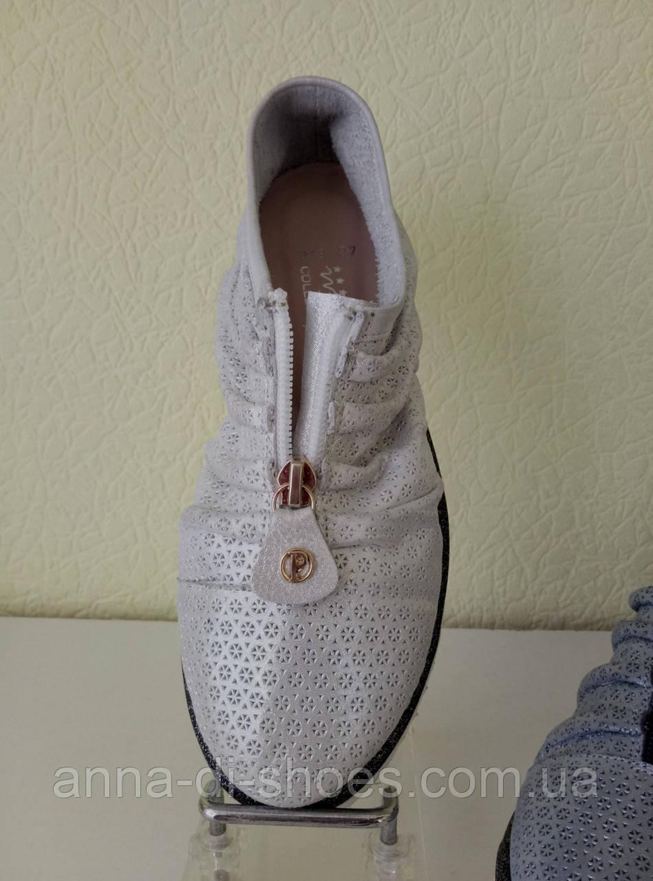 6c7d658bb9a0 Купить Женские легкие летние туфли на змейке оптом в Одессе от компании