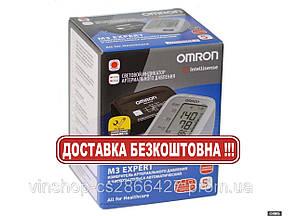 Тонометр автоматический Omron M3  Expert  (HEM-7132-ALU) омрон