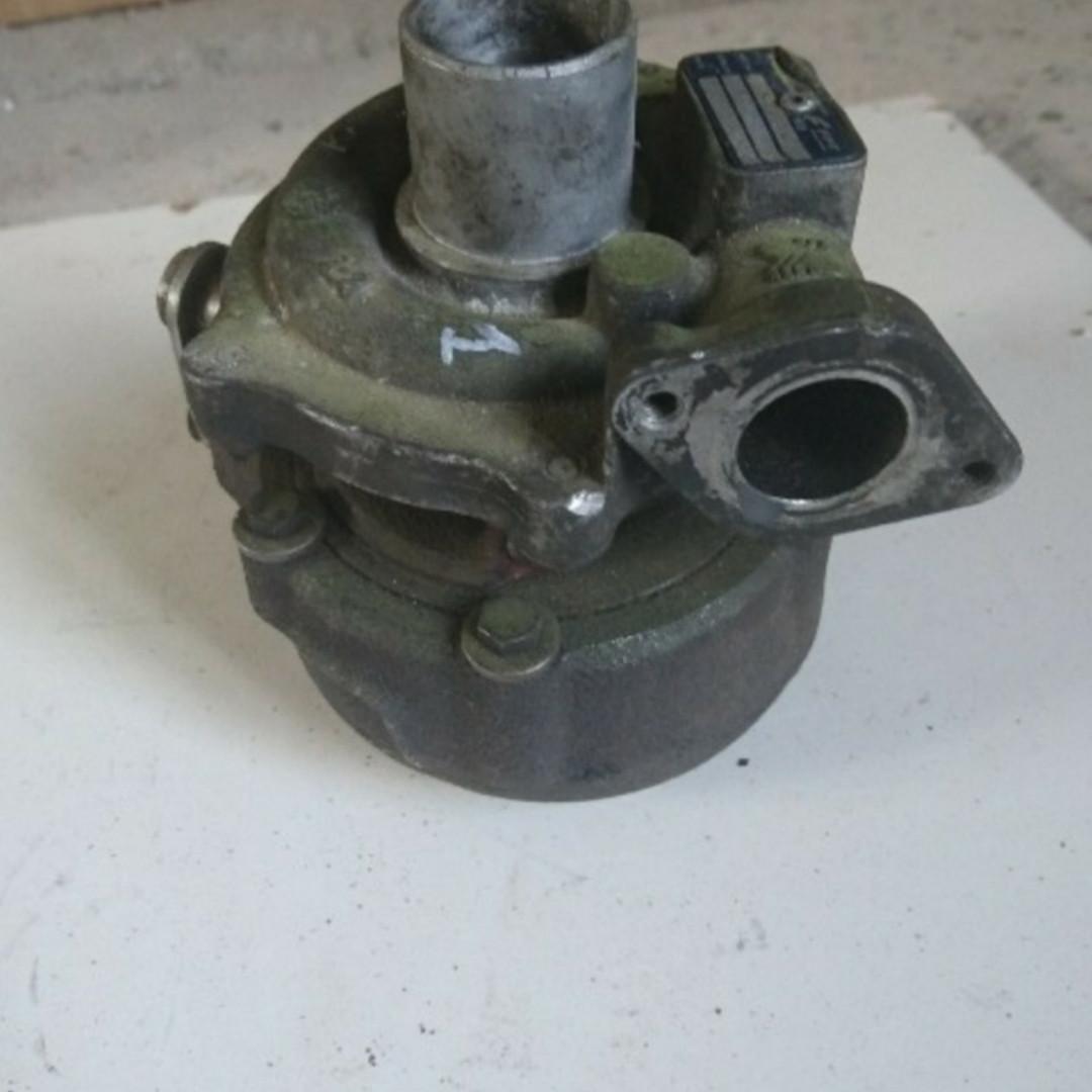 Турбина, 55198317, 54351014815, BV35-54359710014, Опель Комбо / Opel Combo (2012-......),1.3cdti