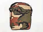 Мужская сумка через плечо как барсетка, камуфляж, фото 2