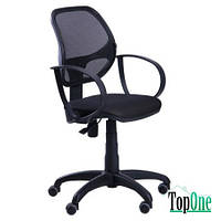 Кресло AMF Бит/АМФ-8 Сетка черная 116002