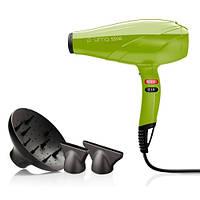 Профессиональный фен для волос GAMA (ГАМА) PLUMA 5500 Verde (A11.PL5500.VR)