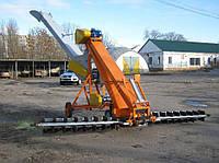 Зернометатель (зернопогрузчик) ЗМ-60