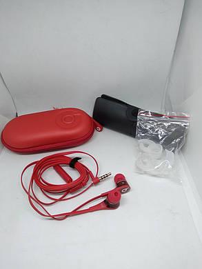 Навушники з мікрофоном red, фото 2