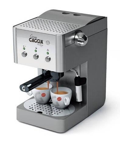 Рожковая кофеварка эспрессо Gaggia Gran Prestige, фото 2