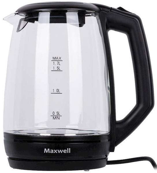 Электрочайник Maxwell MW-1076  (чайник электрический)