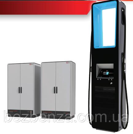 Efecec HV175 Ультра швидкісна зарядна станція 175 кВт, DC -CCS T2 350A та CHAdeMO 125A