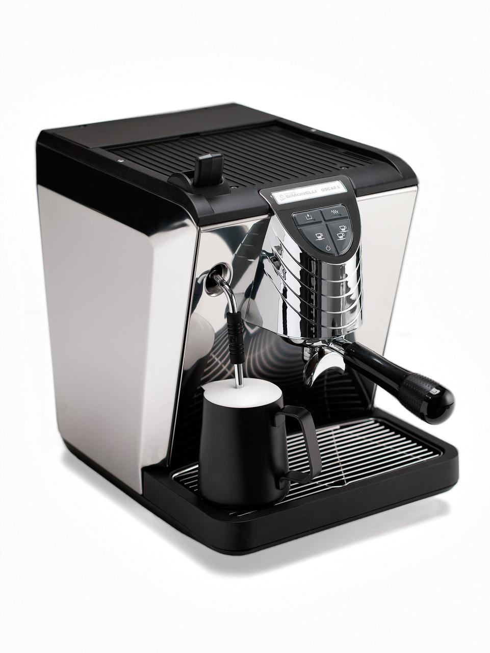 Кофемашина Nuova Simonelli - Oscar II черная