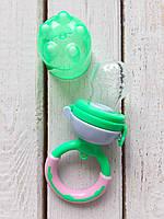Ниблер  с поршнем  зеленый Dr Gym, фото 1