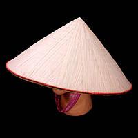 Шляпа ВЬЕТНАМСКАЯ, настоящий бамбук
