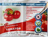 Инсектецид+Фунгицид спасатель Томатов, 2 пакета, 3мл+12мл
