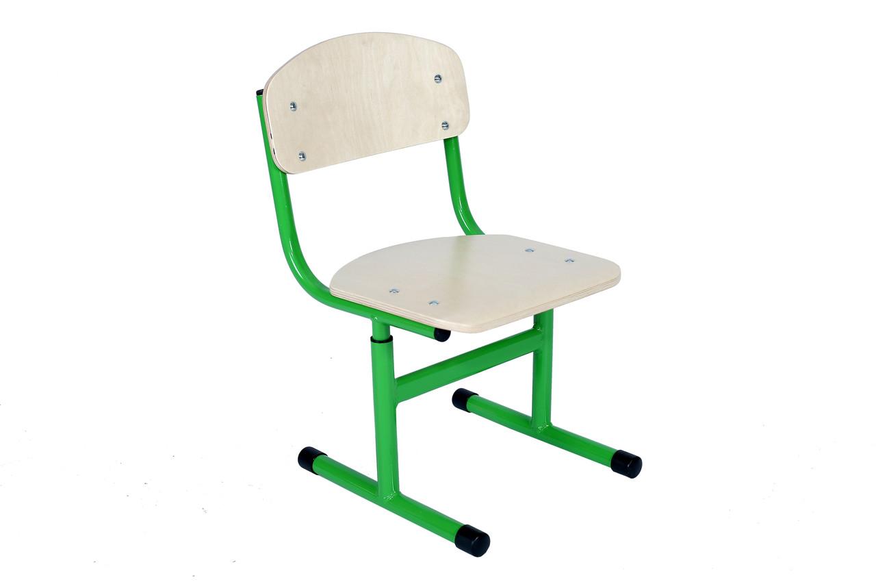 Детский стул Т-образный на кр. трубе, №1-3