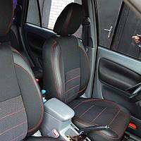Чехлы на авто Chery Tiggo (2005-2012)
