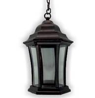 LED Светильник садово-парковый LEMANSO PL3105 ант.золото, чёрный 60W (цепь)