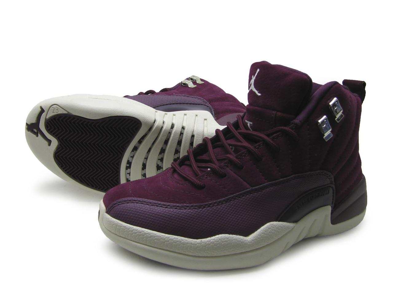 Кроссовки женские Nike Jordan 12
