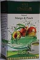 Чай зелений Rhansar Mango & Peach (манго і персик), 100 гр.