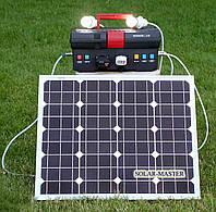 Солнечная электростанция туристическая S-50, фото 1
