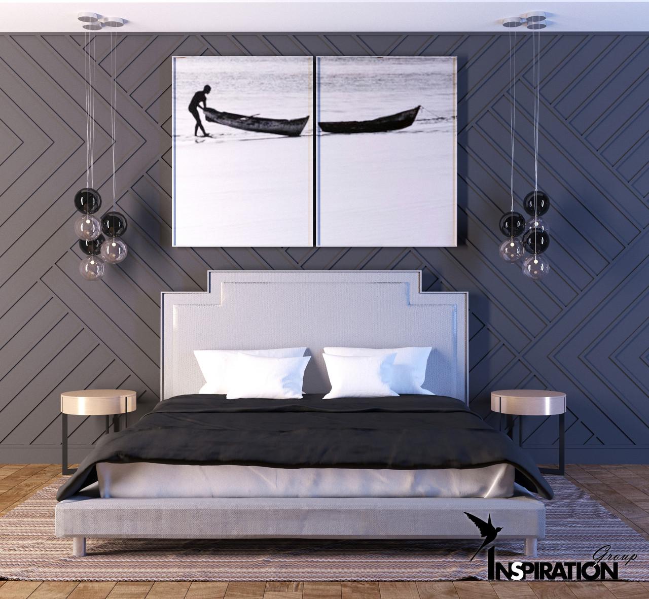 Кровать Сапфир 160х200см