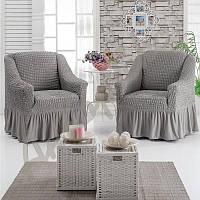 Натяжные чехлы на кресло, фото 1