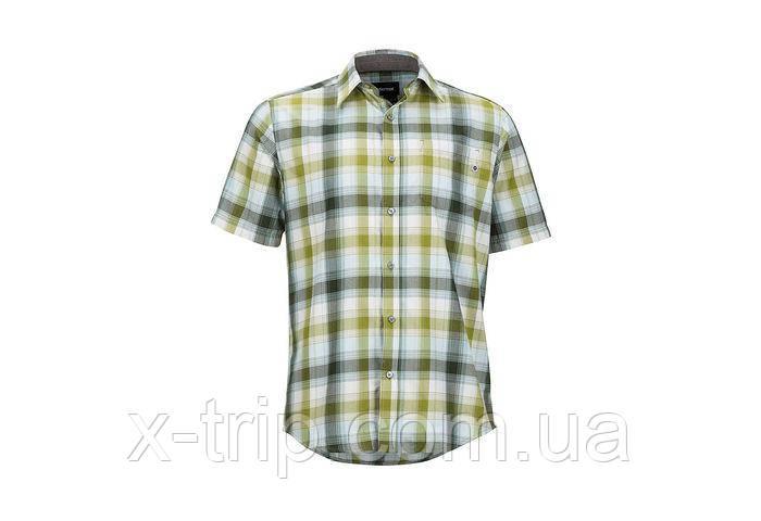 Рубашка мужская Marmot Men's Notus SS M, Cilantro (4440)