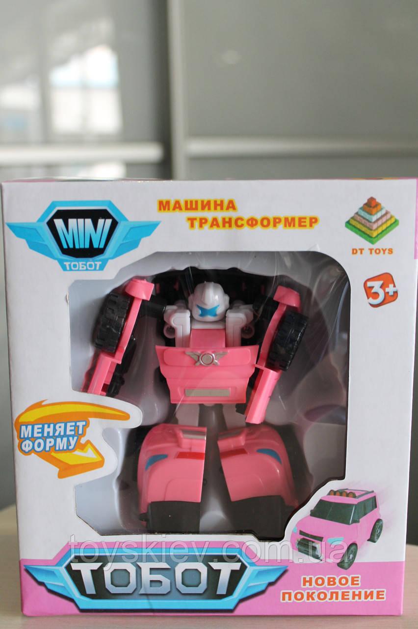 Робот Трансформер ТОБОТ DT-339-G Новинка.