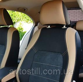 Автомобільні чохли Volkswagen Jetta 6 (Trendline Comfortline 2011-..)