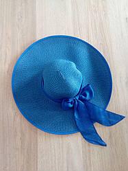 """Женская шляпа с бантом """"Иветти"""""""