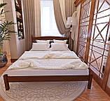 """Кровать односпальная от """"Wooden Boss"""" Классик (спальное место 80х190/200), фото 2"""