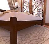 """Кровать односпальная от """"Wooden Boss"""" Классик (спальное место 80х190/200), фото 3"""