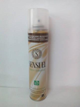 Лак для волос 5 (экстрасильная фиксация) Sensuel  250мл (0450), фото 2