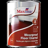 """Эмаль алкидная ПФ-266 """"Wearproof floor enamel"""" ТМ """"Maxima"""""""
