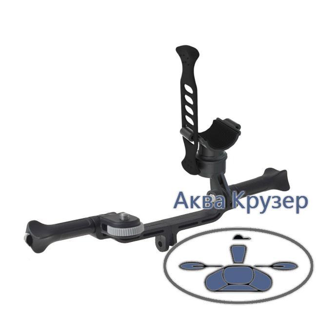 FASTen Borika Ng004 Тримач для 2-х екшн камер або портативних навігаційних вогнів