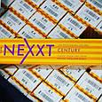 Крем-краска для волос   Nexxt Professional 5.56 светлый шатен красно-фиолетовый 100ml, фото 4