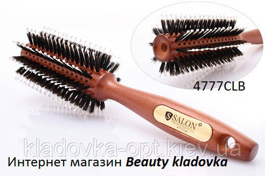 Расческа Salon Professional 4777СLB