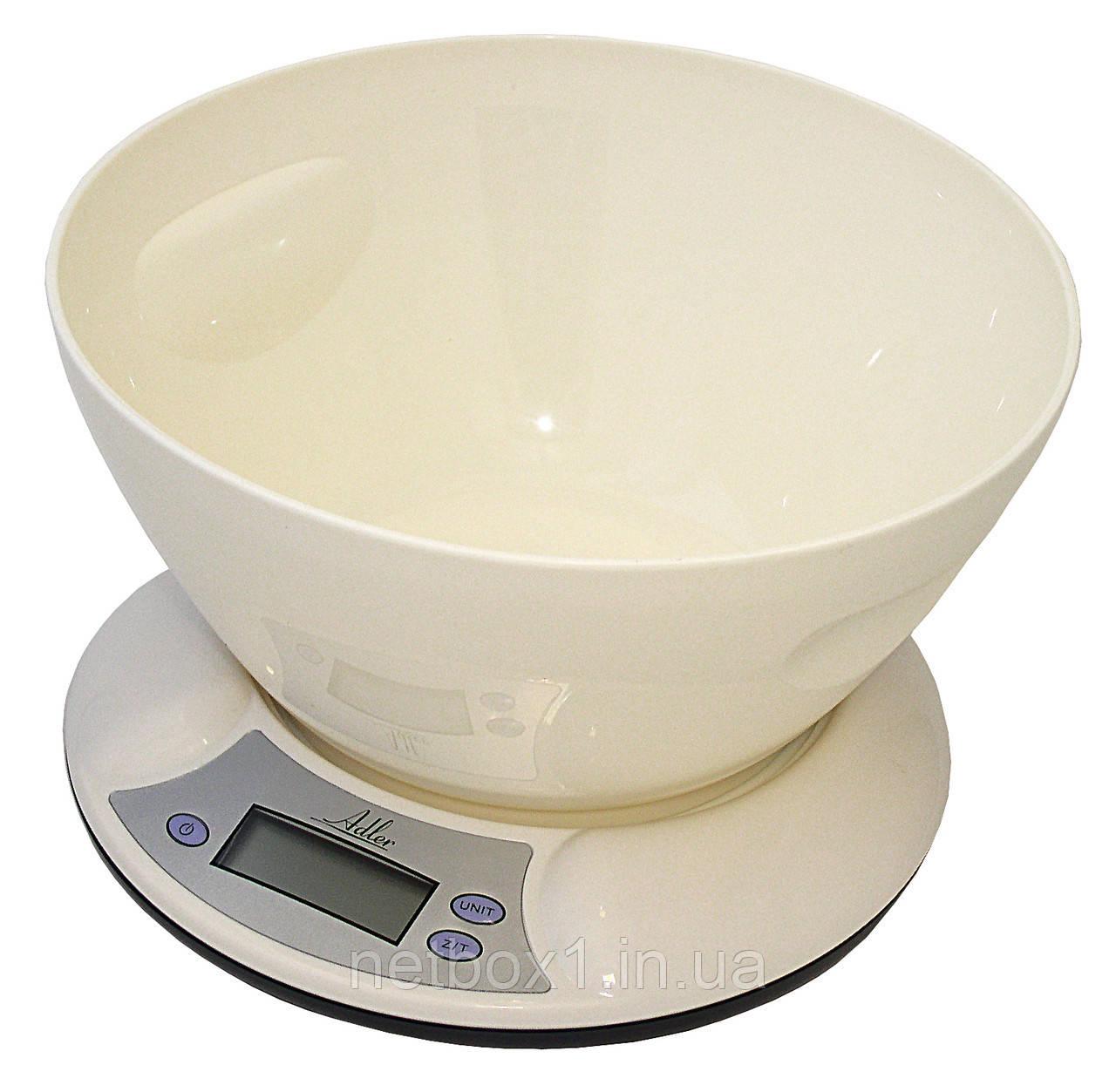 Весы кухонные Adler 3131